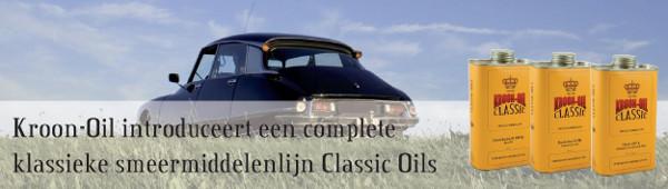 Kroon-Oil Classic - Motorolie voor uw klassieker
