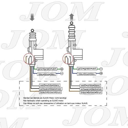 stelmotoren centrale deurvergrendeling