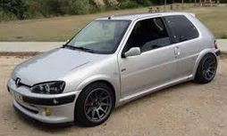 Peugeot 106 Verlagingsveren Promaxx