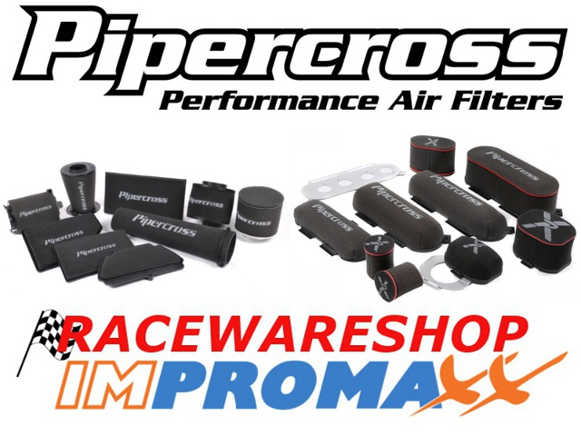 Pipercross Sport Luchtfilters - Vervangingsfilter en Injectie sets